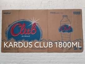 Kardus Minuman Kemasan Club
