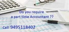 Part-time Accountant