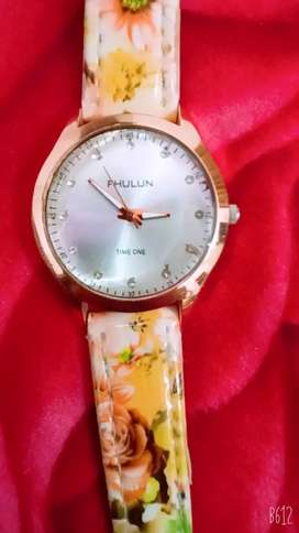 Beautiful and gorgeous watch
