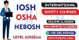 Safety International Courses and other Short Courses