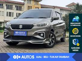 [OLX Autos] Suzuki Ertiga 1.4 GL M/T 2019 Abu-abu