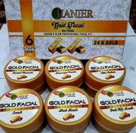 Haniar gOld whitening  facial KiT