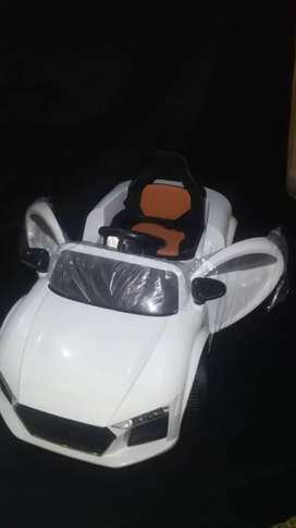 Brand new kids battery operated car