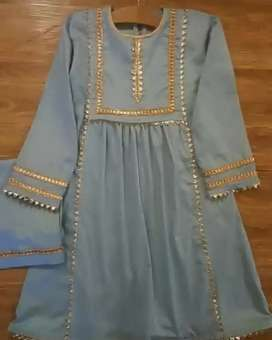 New dress design by faiza's outfit brand online