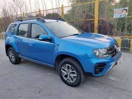 Renault Duster RXS Option CVT, 2019, Petrol