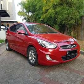 Hyundai Grand Avega GL Matic 2012