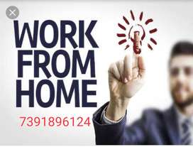 Just work in your spare time from home and then earn weekly!!!