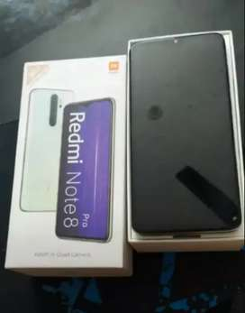 Redmi note 8 pro 6/64 only exchange