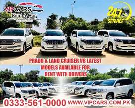 Prado and Land Cruisers available for nothern areas from islamabad