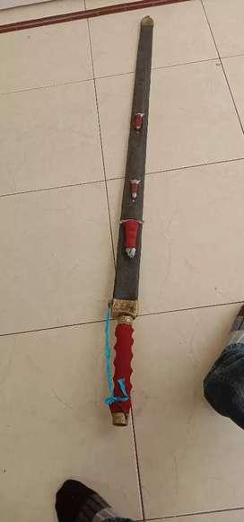 Samurai, barang antik.