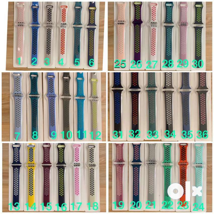 iWatch & Smart Watch straps Available