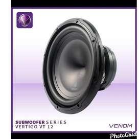 Subwoofer Audio Mobil Venom 12 inchi
