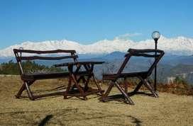 2400 SqYd Resort Land Sale with Himalaya View near Chamba, Uttarakhand