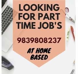 Non voice back office associate direct hiring work from home
