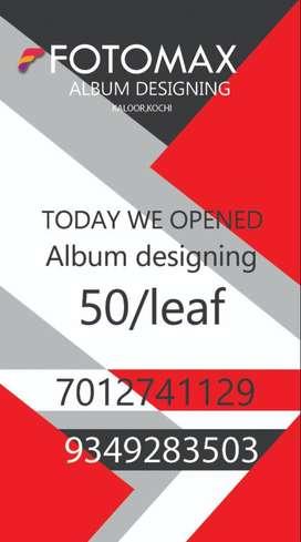 album designing
