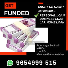 Personal Loan / HOME LOAN / Business Loan