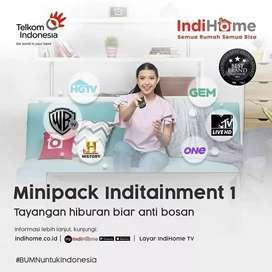 Pemasangan layanan Indihome area Bali