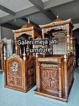 Mimbar Masjid.podium mini B36 talk