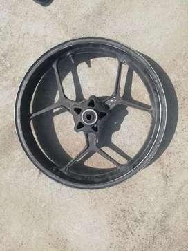 Glixer wheel