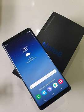 Samsung note 8  are available on Attractive PRICE  SEAL PACKED PRODUCT
