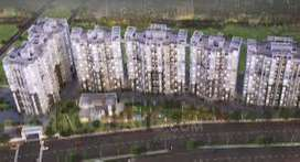 very big flat in all high level amenities in majestique city wagholi