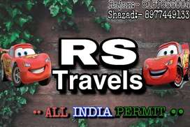 RS Travels Book Your Rides
