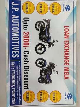 JP AUTOMOTIVES Bajaj show room sainikpuri secundrabad 500094