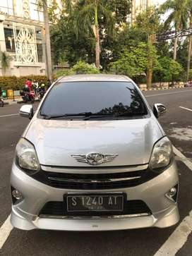 TOYOTA AGYA 1.0 thn 2015 (Manual)