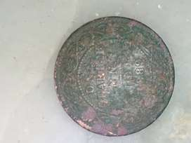 It's a Coin , made time is 1889, one quarter