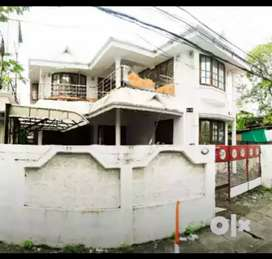 4 bhk house at kaloor in 6 cents