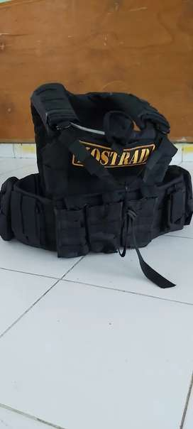 Body vest rompi tactical