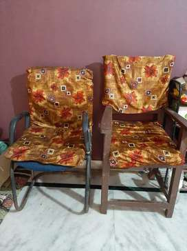 2 counter table chairs