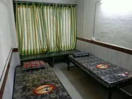 Boys paying guest rooms available in near GHANSOLI railway station.