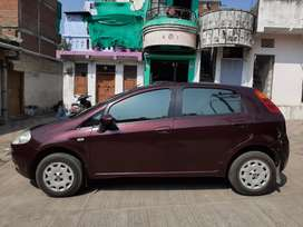 Fiat Punto Pure 2012 Petrol Well Maintained
