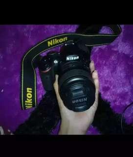 Dijual Nikon D3200