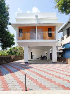 New semi furnished 2 bhk apparent for rent