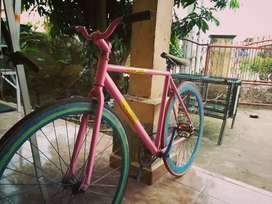Di jual fixie Rp 450rb Nego