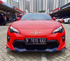 Toyota FT86 TRD ATPM 2018/2019 ANTIK KM 7rb