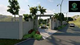 Farm house at sitapur road Lucknow