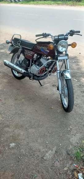 Yamaha rx135 5 speed