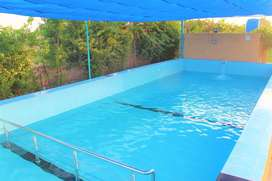 16 kanals farm house at Bedian Road for rent for pool party & picnic