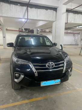 Toyota Fortuner 2018 Diesel Well Maintained 2019 registeted
