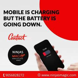 Mobile Battery Repair, Battery Discharge Issue, Online Repair, Battery