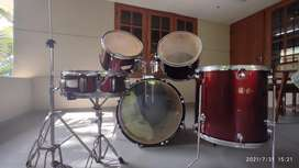 Drum kit with drums only