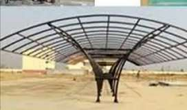 Polycarbonate ic shade