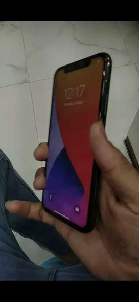 I phone X  64 gb   condition A1