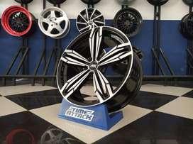 Velg racing toyota innova ring 18 inc model/type hsr merkin