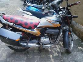 honda passion in good condition