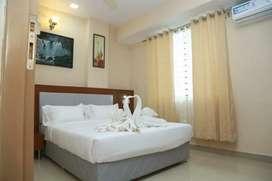 1bhk flat fully furnished