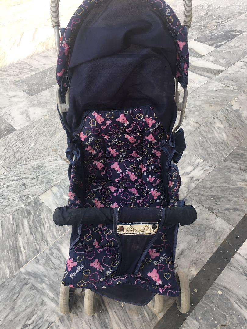 Stroller and bath seat 0